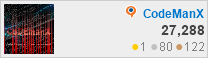 profile for CoDEmanX at Blender