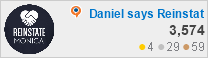 profile for Dan the Man at Blender Stack Exchange, Q&A for people who use Blender to create 3D graphics, animations, or games