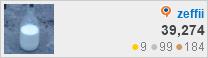 profile for zeffii at Blender