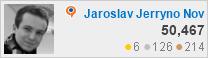 profile for Jerryno at Blender